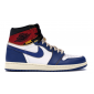 Jordan 1 Retro High Union Los Angeles Blue Toe